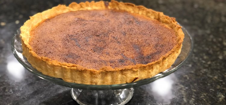 Vintage Lemon Pie Recipe From 1881: Tangy and Sweet