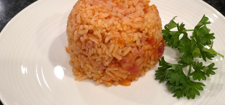 Easy Turkish Rice Recipe