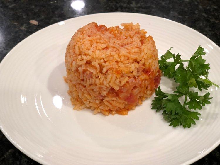 Easy Turkish Rice Recipe