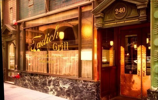 The Spectacular History of Tadich Grill With David Hanna