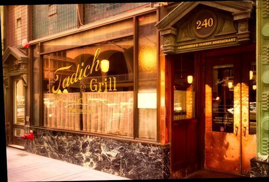 History of Tadich Grill
