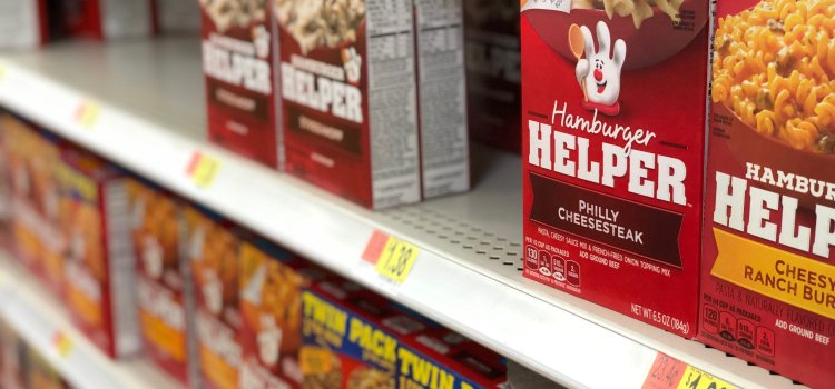 The History of Hamburger Helper