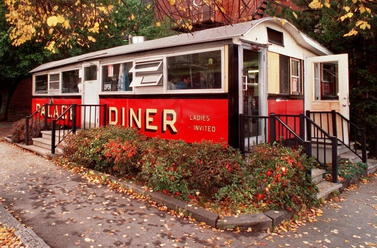 The Palace Diner