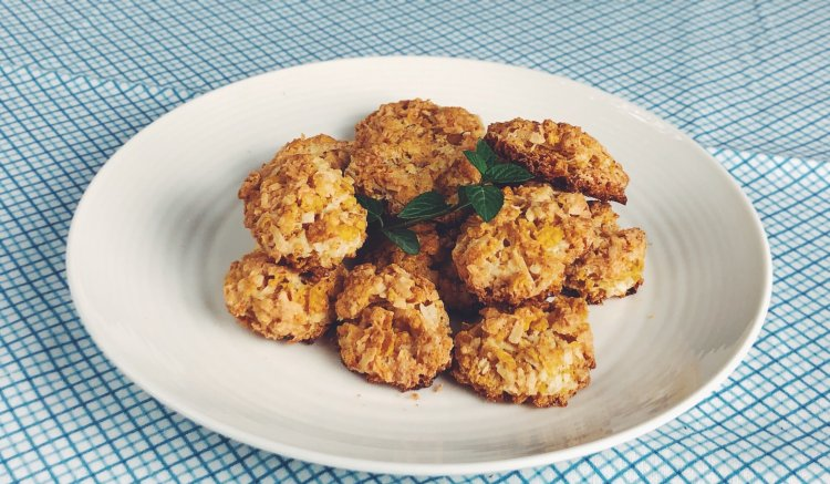 Cornflake Cookie Recipe