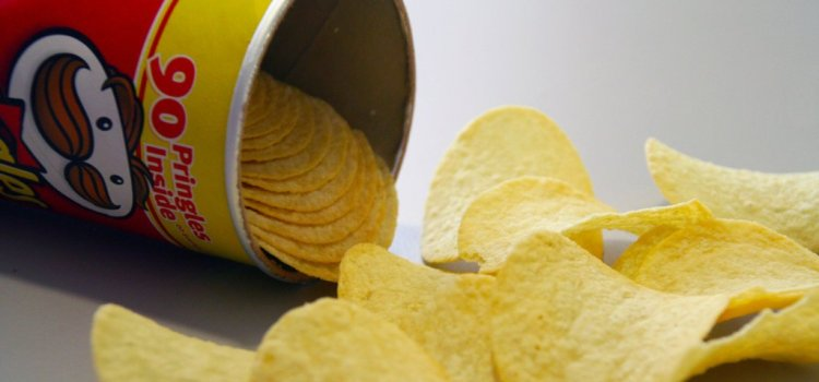The History of Pringles: Once You Pop, the Fun Don't Stop
