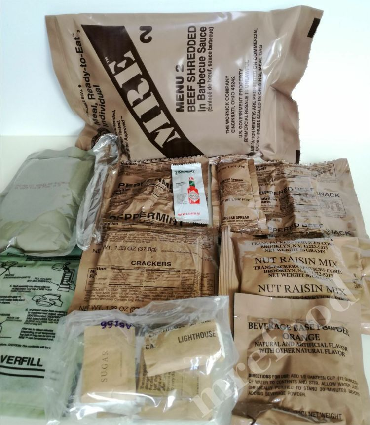 What is an MRE
