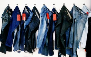 You can never have too much denim.