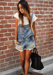 Shorteralls or Overalls. Whatever your preference, they are a great addition to any wardrobe,