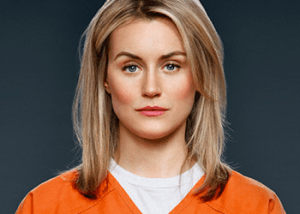 The trials and tribulations of Piper Chapman in prison.  Image from tvtrope.org.
