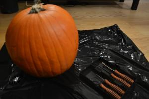 Here are the weapons to de-gut the strategically picked pumpkin.