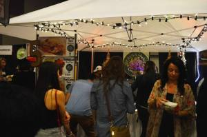 Food, art and local vendors all at the 613 Night Market.