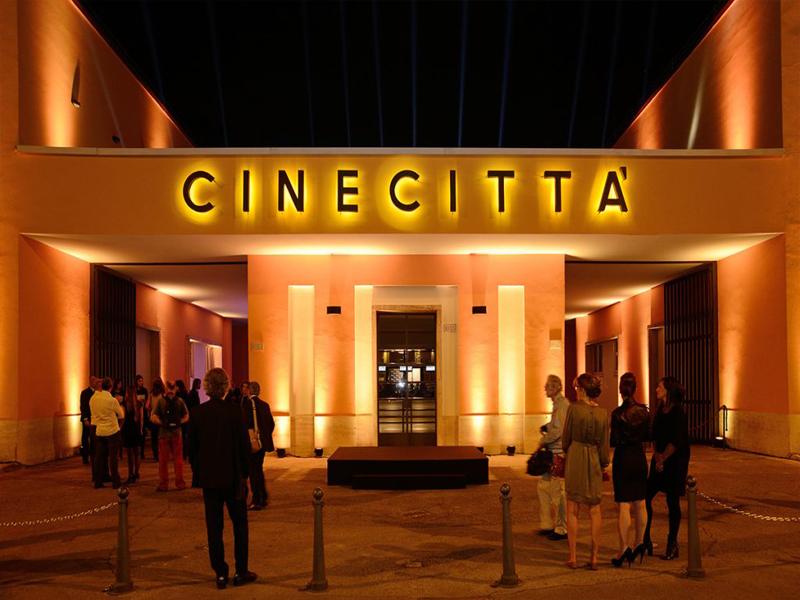 Cinema and Movie Sets