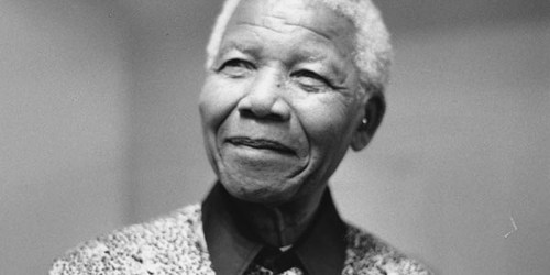 A Share of Kindness: A Short Story of Nelson Mandela