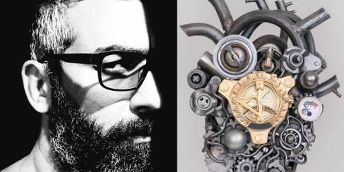 Artist Teodosio Sectio Aurea Grants A New Heart To Old Objects