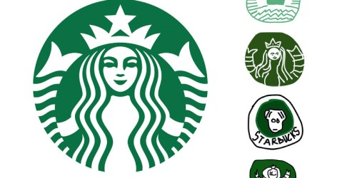 Over 150 People Drew 10 Famous Logos From Memory And The Results Are Hilarious
