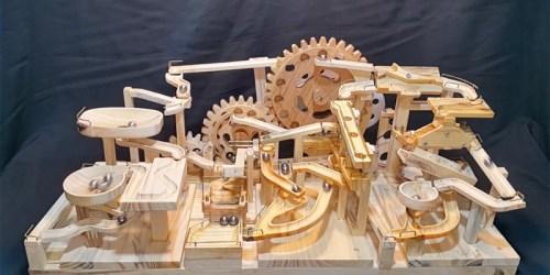This Modular Marble Machine Is Amazing