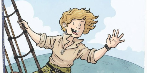 Lucy Bellwood Creates Adventurous Comics About Life At Sea