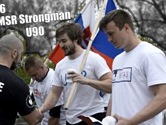 Vlog 6 - MSR Strongman U90