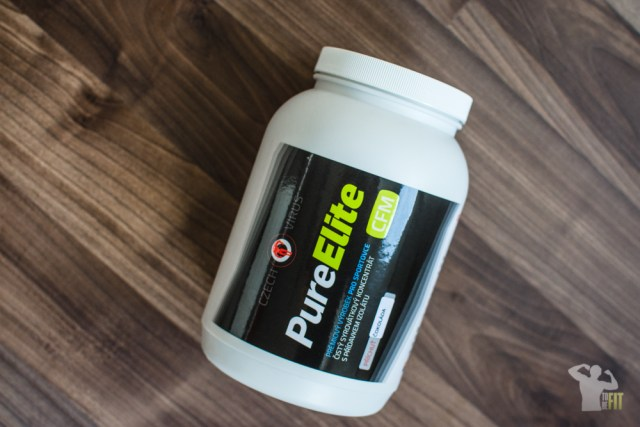 Pure Elite CFM protein od Czech Virus