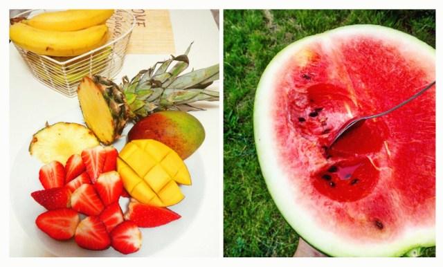 Aplikace na přepočítání ovoce