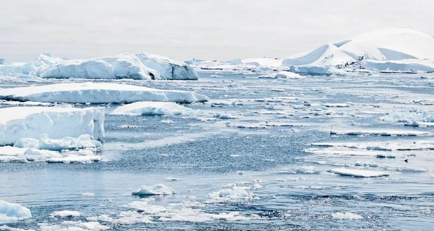 Eis in der Antarktis, Pixabay, girlart39