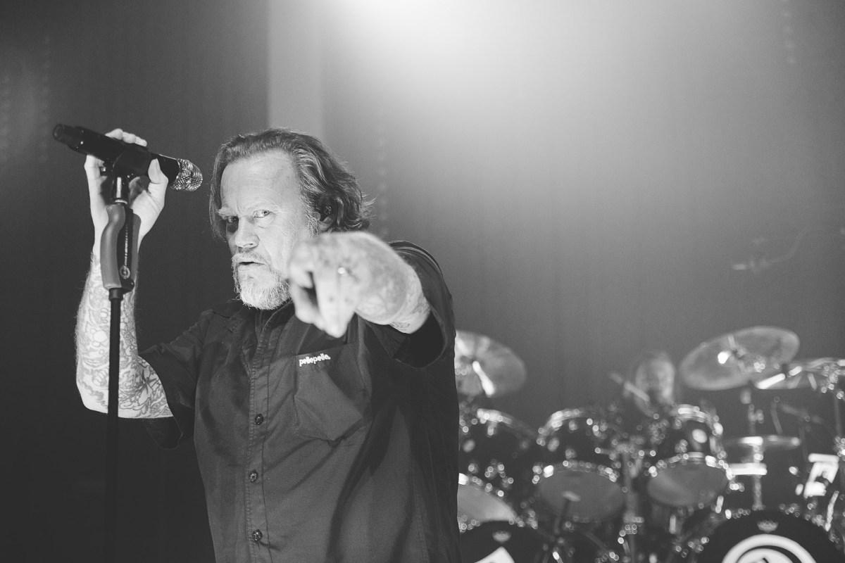 Böhse Onkelz - Secret Show - Kevin Russel