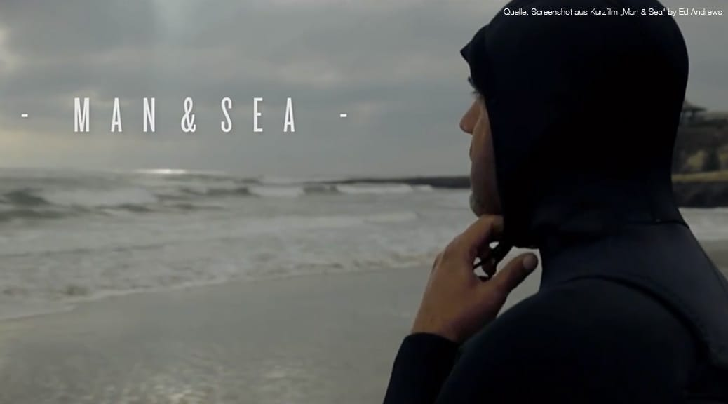 Man & Sea Shortfilm - Huck Magazine