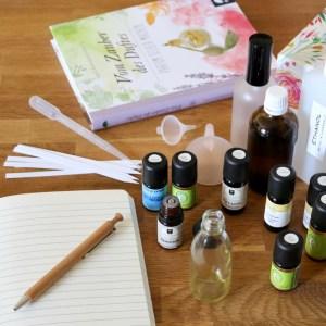 Ätherische Öle - Grundlagen