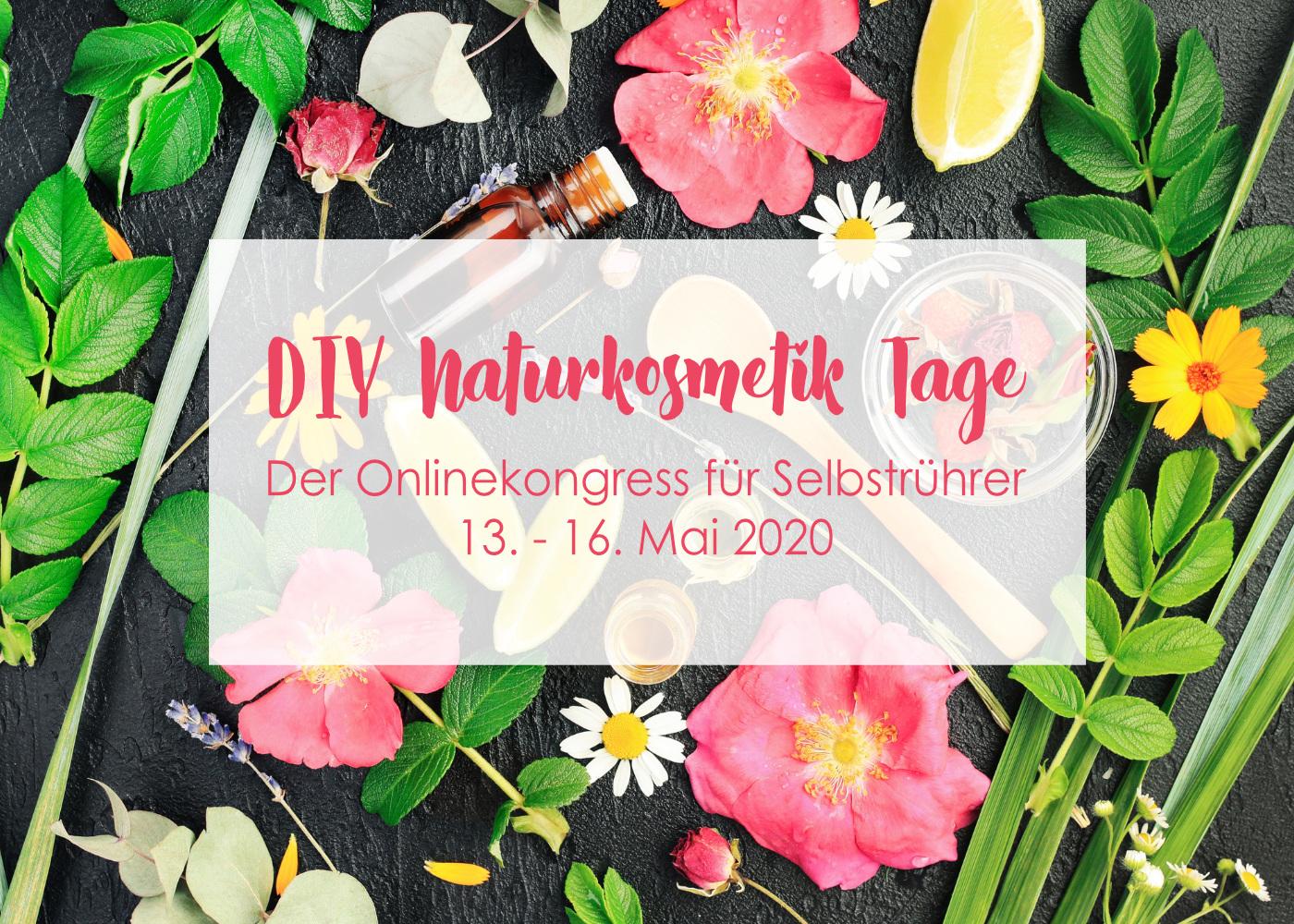 DIY Naturkosmetik Tage