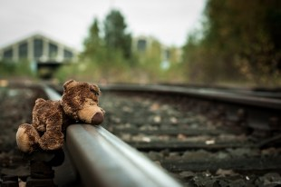 Waiting for the train ...