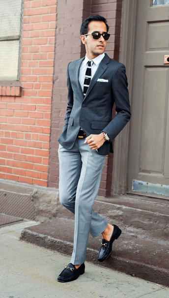check out beautiful style choose latest The Best ways to Properly Wear Loafers - tobiGhana.com