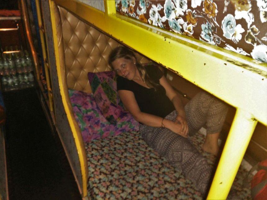 Sleepingbus
