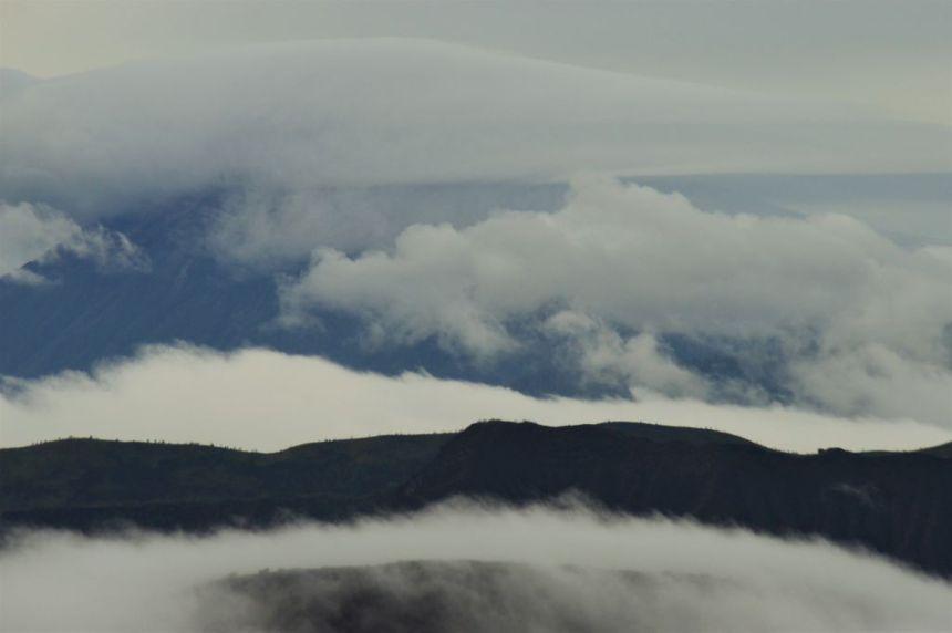 Mount Bromo - Landschaft