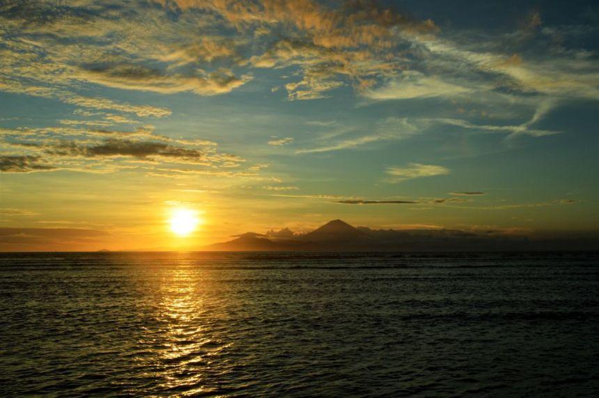 Die Vulkane von Bali