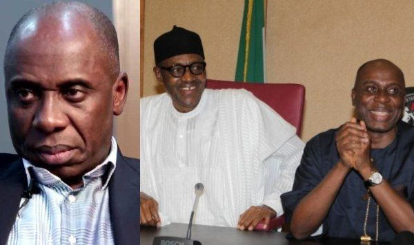 Rotimi Amaechi allegedly caught in audio saying 'President doesn't read' lailasnews