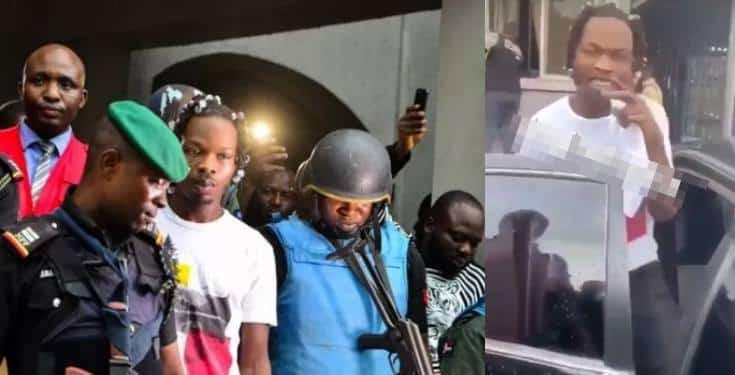 """Breaking! EFCC slams Naira Marley's friends for """"faking"""" his release"""