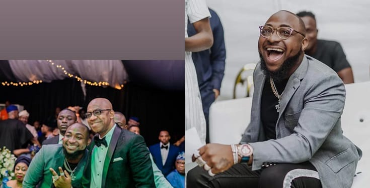 Davido  performs at APC governor's inauguration