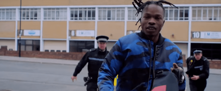 Image result for Naira Marley IN UK