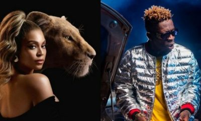 I sounded like Celine Dion on my song with Beyonce - Shatta Wale lailasnews