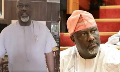 Dino Melaye reacts to the nullification of his electoral victory (Video)