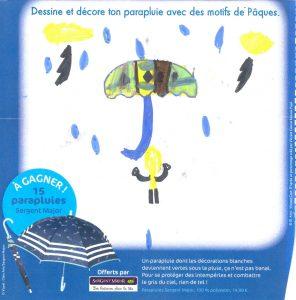 Concours Dessine Et Dcore Ton Parapluie Avec Des Motifs