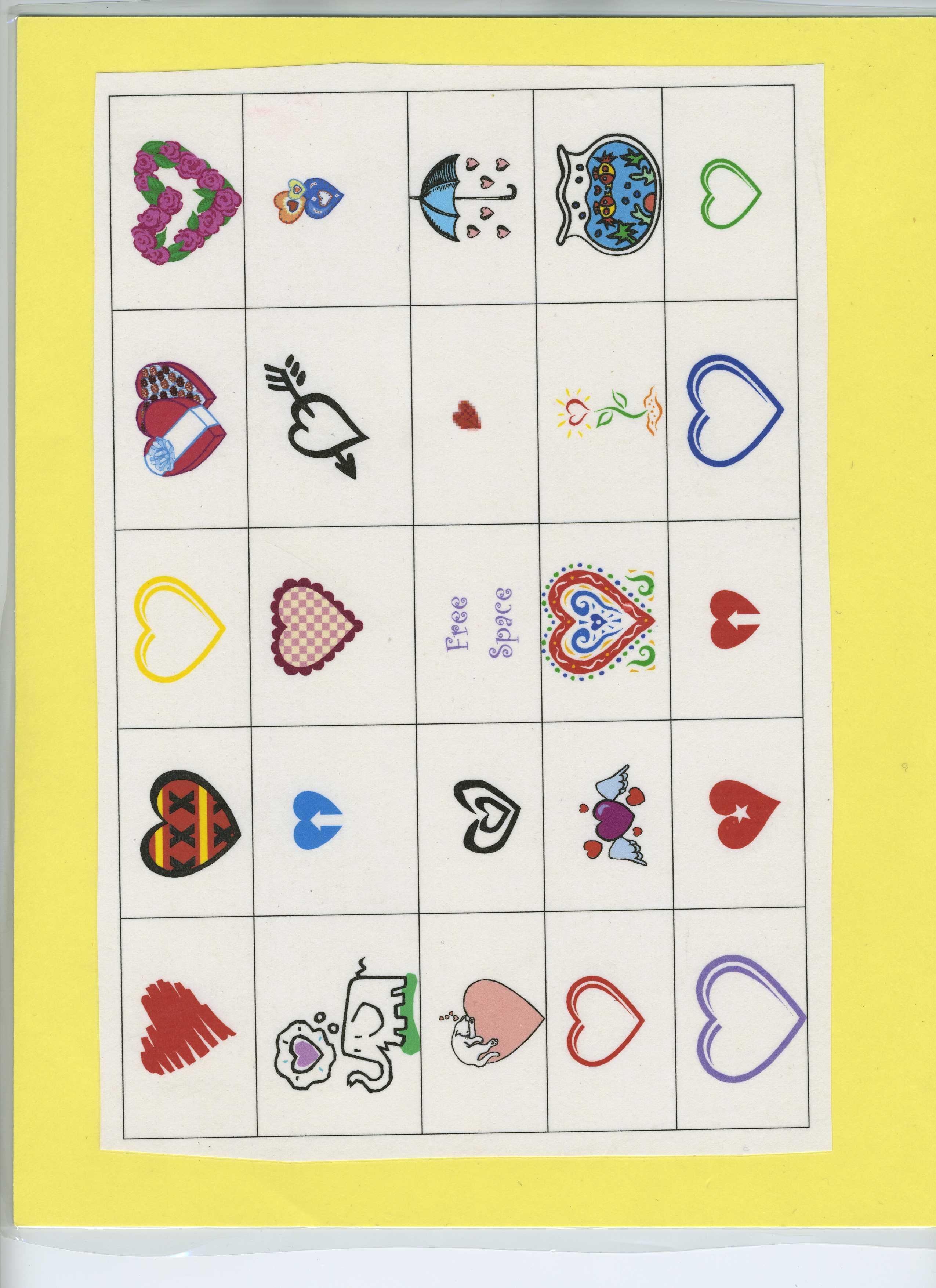 Speech Therapy Tool Box Valentine S Day