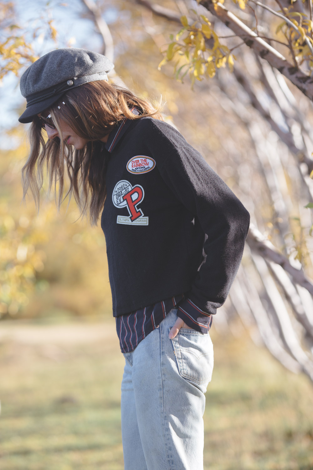 Fall Layering with TobruckAve