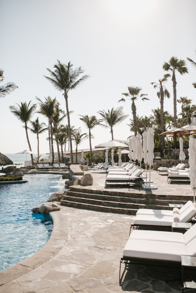 The Pool at One & Only Palmilla