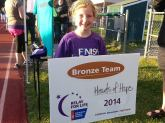 HEARTS OF HOPE - Bronze Team Award