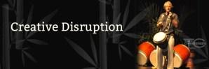 Toby Christensen - Creative Disruption