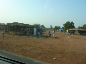 Traveling in Burkina Faso