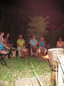 Drumming Up Intention!