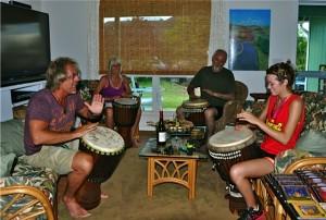 Spontaneous Jam Session