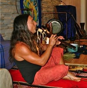 Flutist John Dumas